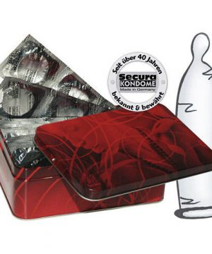 50 transparante condooms