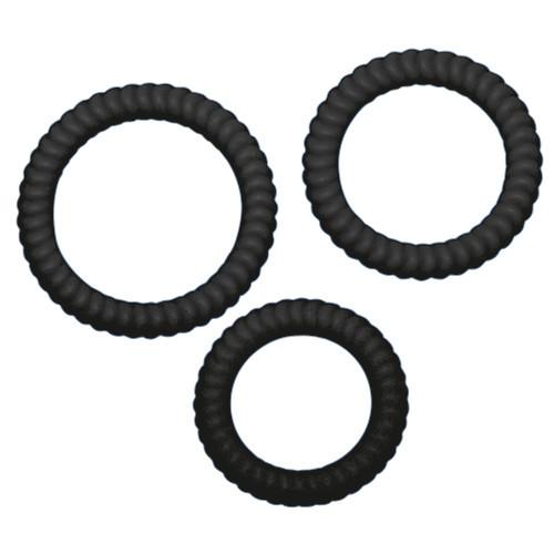 Lust - 3 Penis ringen