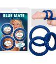 Penisring set blauw