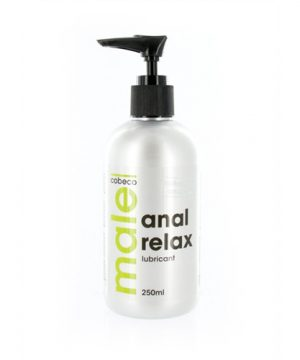 MALE – Anal Relax Lubricant (250ml)