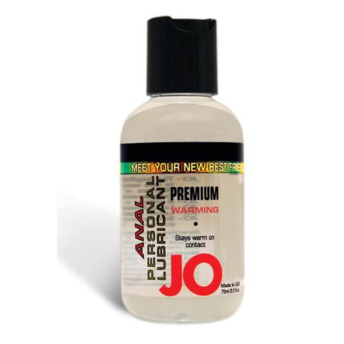 Anaal Premium Verwarmende glijmiddel