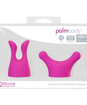Palm Body Massager Heads