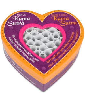 Hart Vol Kama Sutra NL-FR