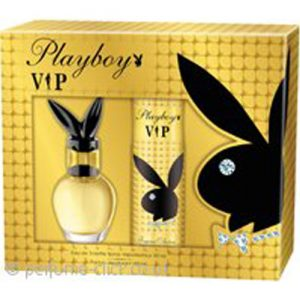 Playboy VIP for Her Gift Set