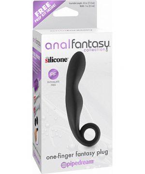 Anal Fantasy - One Finger Fantasy Plug