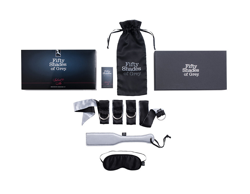 Submit to Me - First Time Bondage Kit