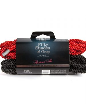 Bondage touwen Fifty Shades