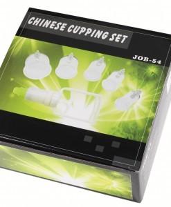 Cupping set compleet met 5 cups #7277