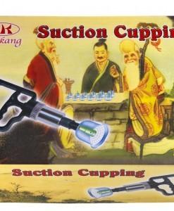 Cupping set compleet met 12 cups #7286