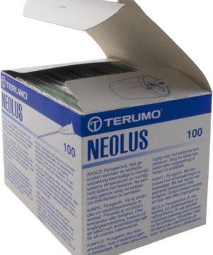Box of 100 needles 0.8 x 40 mm