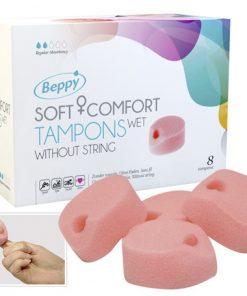 Beppy - Wet Tampons - 8 stuks