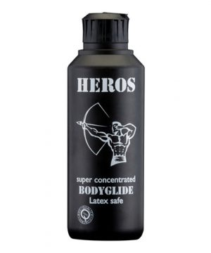 Heros Siliconen Glijmiddel - 250 ml