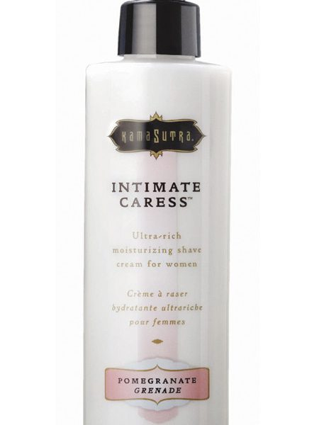 Intimate Caress- Scheerchreme- Granaatappel