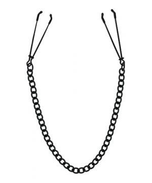 Black Nipple Tweezer Clamps