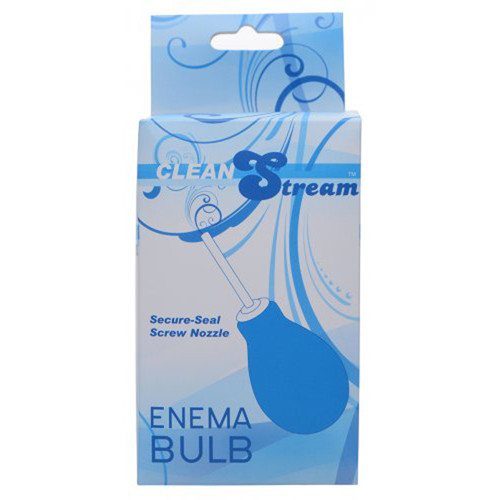Vrouwelijke spuitfontein - blauw