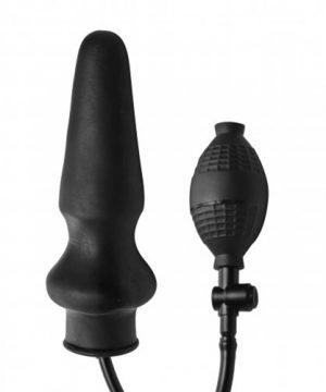 Opblaasbare XL anaalplug