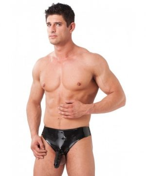Rimba - Men's Briefs with sleeve