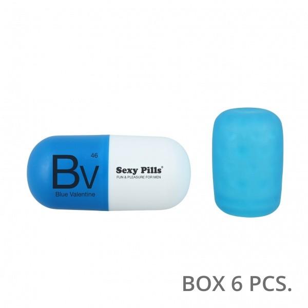Love to Love - Sexy Pills Blue Valentine
