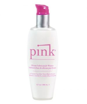 Pink Silicone 200 ml