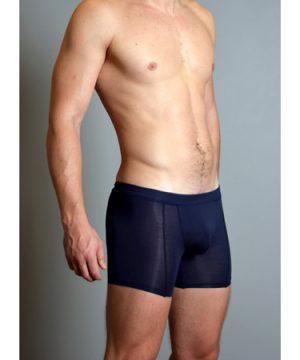 Premium Mannenboxer - Donkerblauw