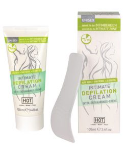 HOT Intimate Depilation Cream - Ontharingscrème