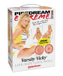 Opblaaspop Vicky