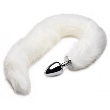 Arctic Mink Staart Buttplug