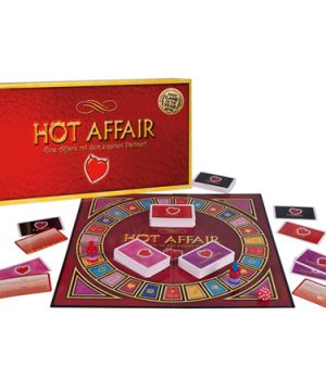 Hot Affair Spel