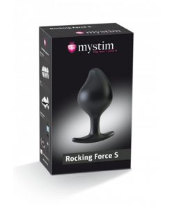 Rocking Force S E-Stim Buttplug