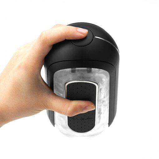 Tenga - Flip Zero 0 Elektronische Vibratie Zwart