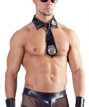 Svenjoyment Police Officer Costume
