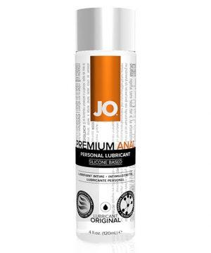 System JO - Anaal Siliconen Glijmiddel 120 ml