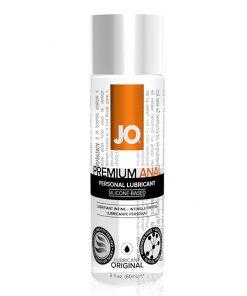 System JO - Anaal Siliconen Glijmiddel 60 ml