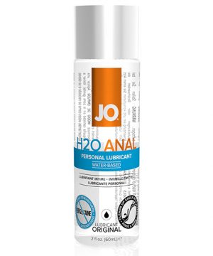 System JO - Anaal H2O Glijmiddel 60 ml