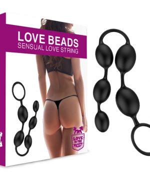 Love in the Pocket - Love String Sensual Love Beads