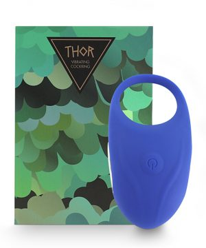 FeelzToys - Thor Cockring Blauw
