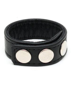 Rimba - Lederen Cock Ring