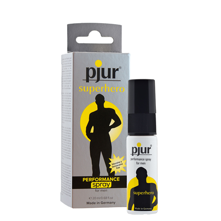 Pjur Superhero Delay Spray 20 ml