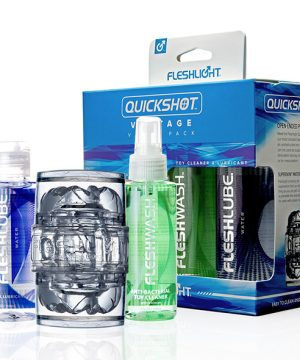 Fleshlight - Quickshot Vantage Combo Pack