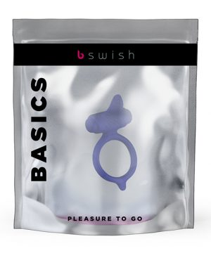 B Swish - bcharmed Basic Penisring Blauw