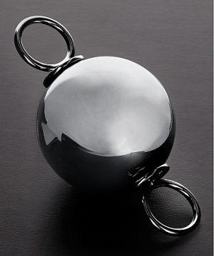 Auto Bondage Ice Ball Lock - Stainless Steel