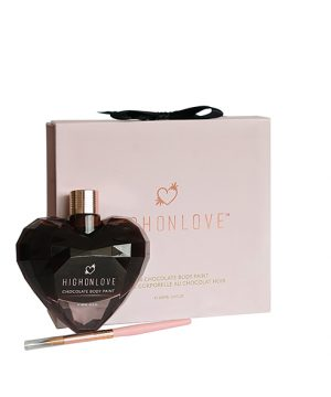 HighOnLove - Pure Chocolade Body Paint
