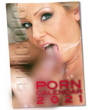 Pin-up Porno-Kalender 2021