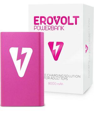 EroVolt PowerBank - Roze