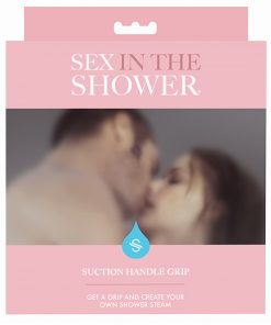 Sex in the Shower - Single Locking Suction Handle