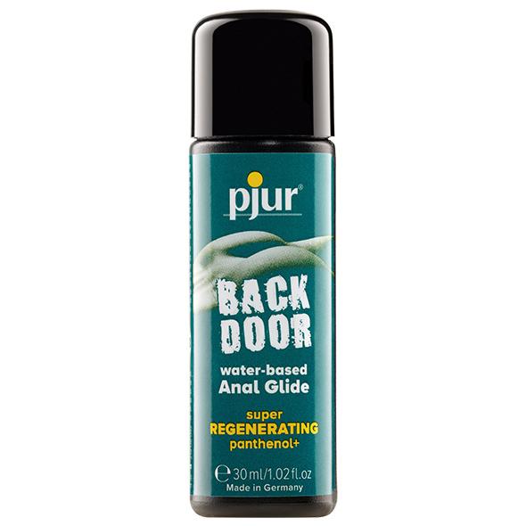 Pjur - Back Door Regenerating Panthenol Anaal Glide 30 ml