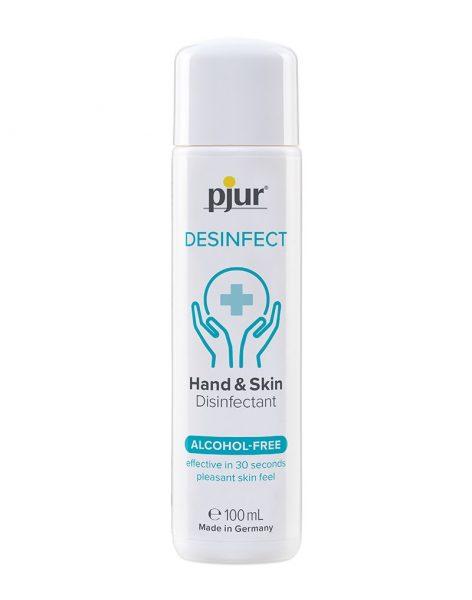 Pjur Desinfect 100 ml alcohol free