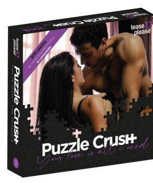 Puzzle Crush our Love Is All I Need (200 puzzelstukjes)