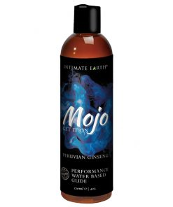 Intimate Earth - Mojo Peruvian Ginseng Waterbased Performance Glide